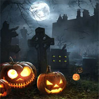 Free online flash games - Scary Halloween Fun Escape