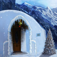 Free online flash games - EnaGames The Frozen Sleigh-The House of Igloo Esca game - WowEscape