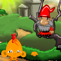 Free online flash games - MonkeyHappy Monkey Go Happy Stage 134 game - WowEscape