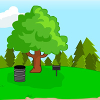 Free online flash games - MouseCity Lakeside Escape game - WowEscape