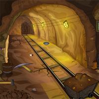 Free online flash games - EnaGames Gold Mine Escape game - WowEscape