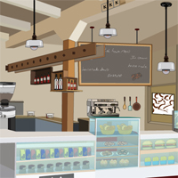 Free online flash games - Sightglass Cuppa Restaurant Escape