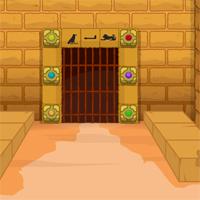 MouseCity Desert Ruins Escape