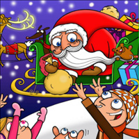 Free online flash games - Christmas Differences