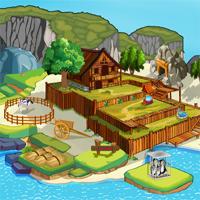 Games2Jolly  Penguin Island Rescue