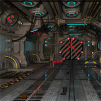 Free online flash games - Escape Game Space Mission