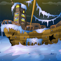 Free online flash games - EnaGames The Circle-Ice Ship Escape