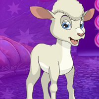 Free online flash games - G4K Jubilant Sheep Escape