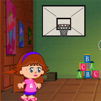 Free online flash games - Baby Alice Rescue II