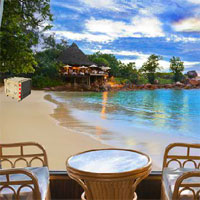 Luxury Beach Resort Escape