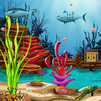 Free online flash games - Top10NewGames Rescue The Mermaid 1 game - WowEscape