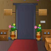 Free online flash games - MirchiGames Simple Door Escape 5