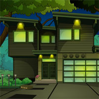 Free online flash games - Ena The Locker Scientist House 2