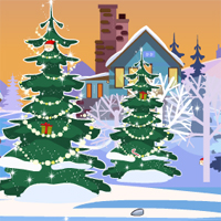 Winterland Christmas Cottage Escape
