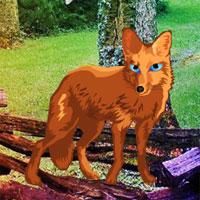 Free online flash games - Big Fox Land Escape game - WowEscape