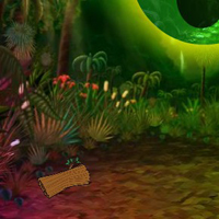 Free online html5 games - Fantasy Jungle Escape game