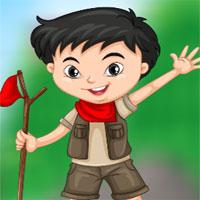 Free online flash games - Avm Guardian Boy Escape  game - WowEscape