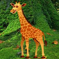 Free online flash games - Big Giraffe Escape game - WowEscape