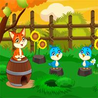 8bGames Chicken Farm Escape