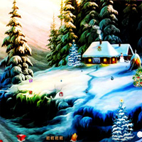 Free online flash games - Top10NewGames Find The Christmas Gift 2
