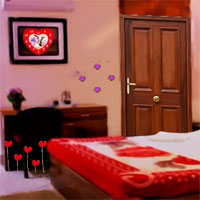 Free online flash games - Top10 Valentines House Escape 4 game - WowEscape