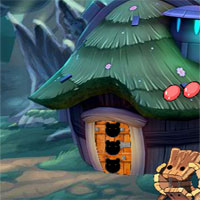 Free online flash games - G2J Queen Frog Rescue
