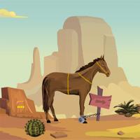 Rancher Horse Escape Game…