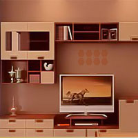 Free online flash games - Largish Home Escape EscapeGamesZone