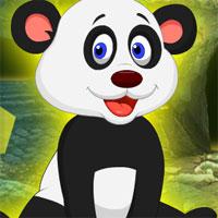 Free online flash games - G4K Giant panda Escape  game - WowEscape
