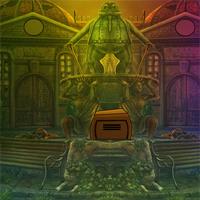 Free online flash games - Magic Gate Escape
