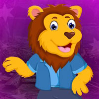 Free online flash games - G4K Ardent Lion Escape game - WowEscape