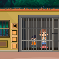 Free online flash games - Brothers Rescue