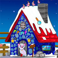 Free online flash games - Games4Escape Go Santa Claus Go