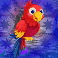 Free online flash games - G4K Macaw Parrot Escape