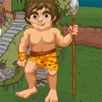 Free online flash games - Games2Jolly Aboriginal Man Rescue 2