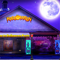 Free online flash games - NSREscapeGames Halloween Escape 2018 Chapter 2 game - WowEscape