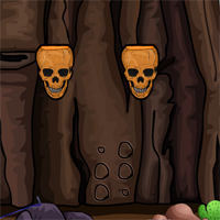Free online flash games - KidzeeOnlineGames Mystery of Dungeon Cave Escape game - WowEscape