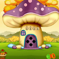 Free online flash games - G2J Boy Escape From Mushroom House game - WowEscape