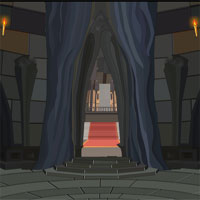 Free online flash games - Evil Room Escape TollFreeGames