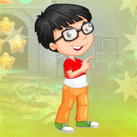 Free online flash games - Games4King Pensive Boy Escape