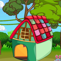 Free online html5 games - G2J Cute Coyote Rescue game