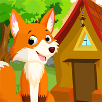 G4K Cute Fox Rescue
