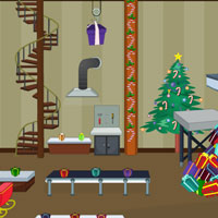 Free online flash games - E333E Christmas House Escape