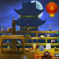 China Temple HiddenObjectGames