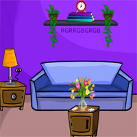 Free online flash games - DressUp2Girls Girls Room Escape 15