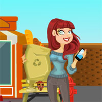 Free online html5 games - G4K Escape From Beauty Shop game