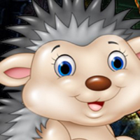Free online html5 games - G4K Intelligent Hedgehog Escape game