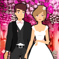 Free online flash games - Spouse Wedding Hall Escape game - WowEscape