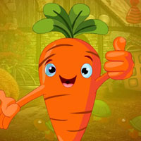 Free online flash games - G4K Cheerful Carrot Escape