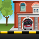 Free online flash games - Fire Station Escape game - WowEscape